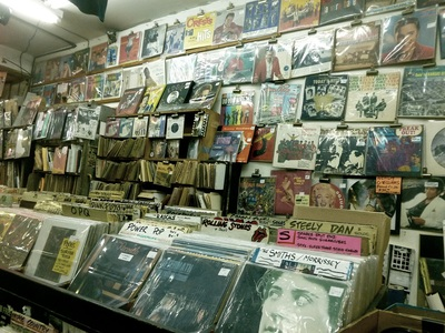 Record Stores Senoff S 1970s West Coast Music Industry